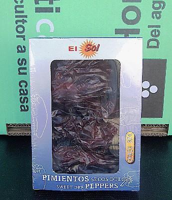 Pimiento Seco (caja) en Sevilla