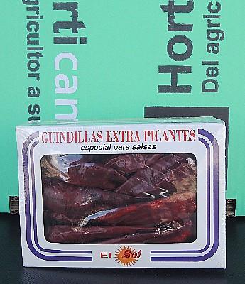 Guindilla Seca (hilo) en Sevilla