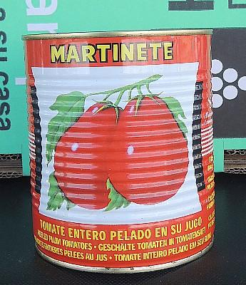 "Tomate Natural Entero ""Martinete"" 825 g en Sevilla"