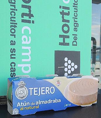 """Atún Natural """"Tejero"""" en Sevilla"""