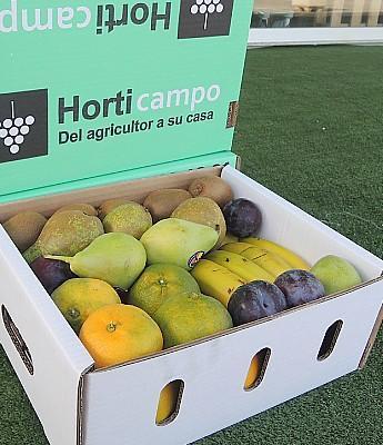 1 · Surtido de frutas en Sevilla