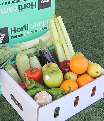 3 - Surtido mixto frutas y verduras en Sevilla