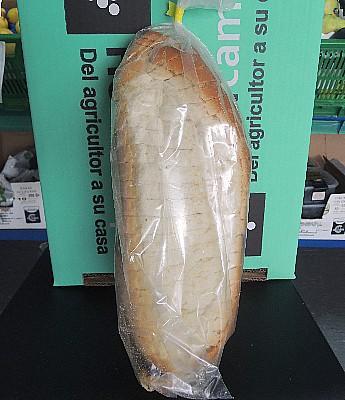 Pan de Las Cabezas 1/2 kilo  Cortado en Sevilla