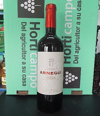 """Vino Rioja Crianza  """"Azabache"""" en Sevilla"""