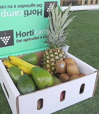 6 - Surtido Tropical en Sevilla