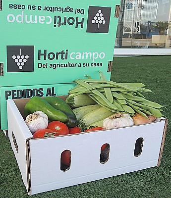 5 - Surtido Pisto en Sevilla