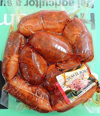 """Chorizo Rosario """"El Bosque"""" en Sevilla"""