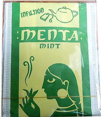 Menta Poleo pack/10 en Sevilla