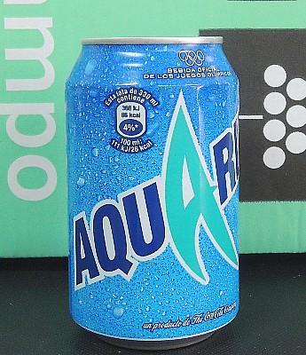 Aquarius Lata 33cl. en Sevilla