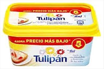 """Margarina con Sal """"Tulipán"""" 500 g. en Sevilla"""