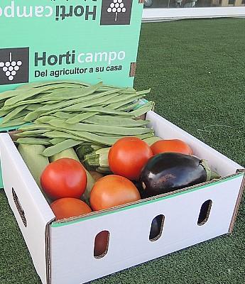 27 Surtido Cinco Hortalizas en Sevilla