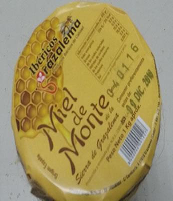 Miel de Monte de Sierra Grazalema en Sevilla