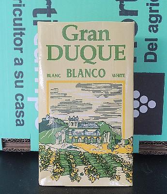 """Vino Blanco """"Gran Duque"""" 1 L. en Sevilla"""