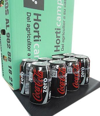 Coca-cola Zero Pack de 8 latas en Sevilla
