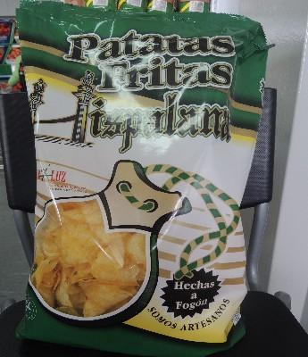 """Patatas Fritas """"Hispalana"""" 400 g en Sevilla"""