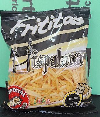 """Patatas Fritas Tipo Paja """"Hispalana"""" 180 g. en Sevilla"""